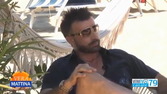 Chi è e cosa fa un Sex Worker - Roy Gigolo Intervista a Vera tv mattina estate