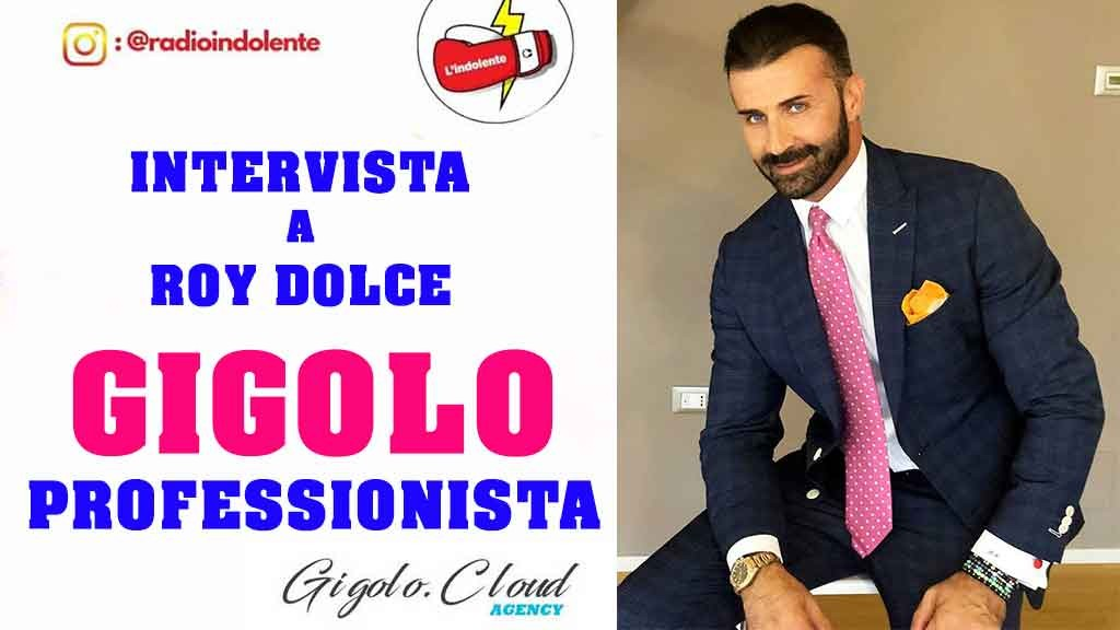 Radio indolente Intervista a Roy Dolce